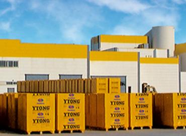 YTONG Gebze Dilovası Fabrika Yatırımı