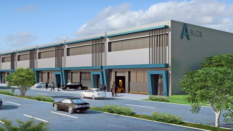Çerkezköy Avrupa Sanayi Sitesi