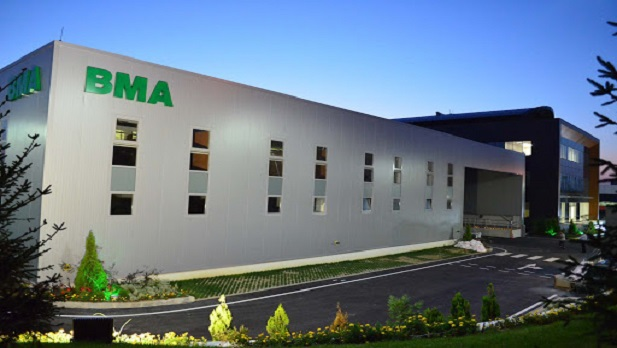 BMA Teknoloji Fabrika Projesi