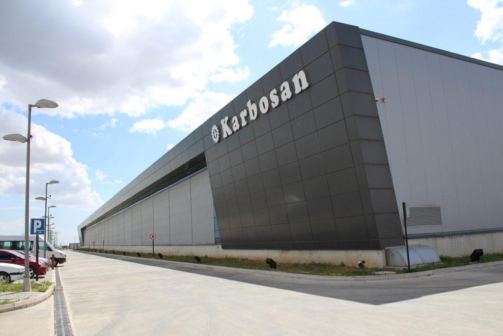 Karbosan Zımpara Fabrikası