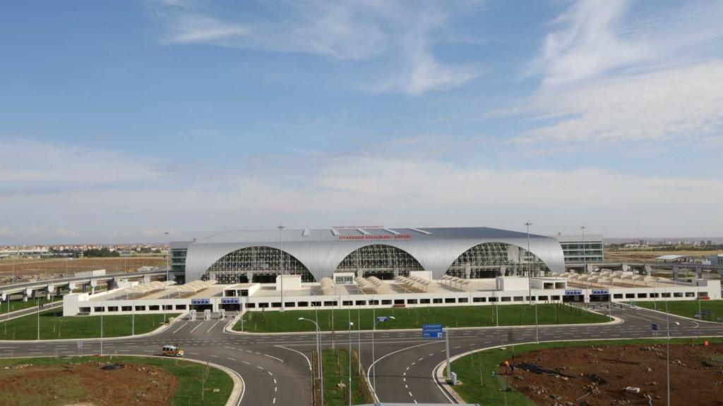 Diyarbakır Uluslararası Havalimanı